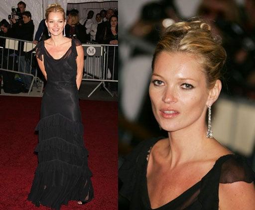 The Met's Costume Institute Gala: Kate Moss