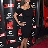 Halle Berry walked the red carpet at The Call premiere in Chicago on Thursday night.