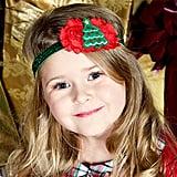Front Holiday Headband