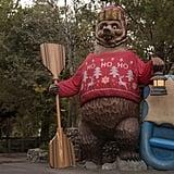 Disney California Adventure: Grizzly Peak Bear