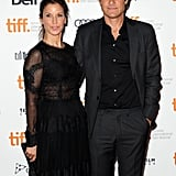 Jason Bateman and his wife, Amanda Anka, attended the Bad Words premiere together.