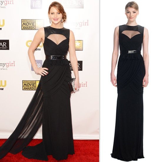 If you liked Jennifer Lawrence's red-carpet dress, now's your time to buy it online!