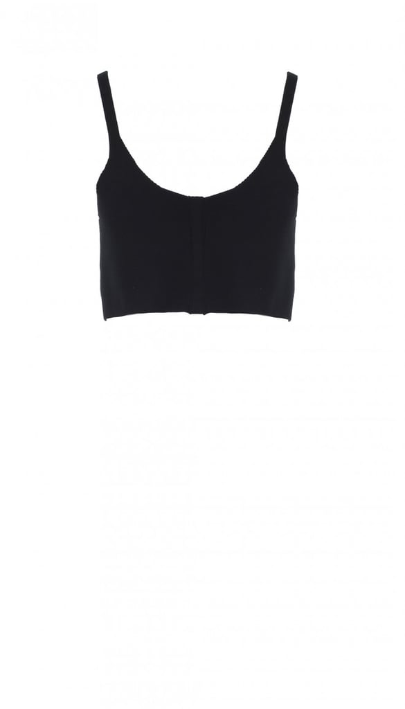 Tibi's Knit Corset Bralette ($350) boasts plenty of structure.