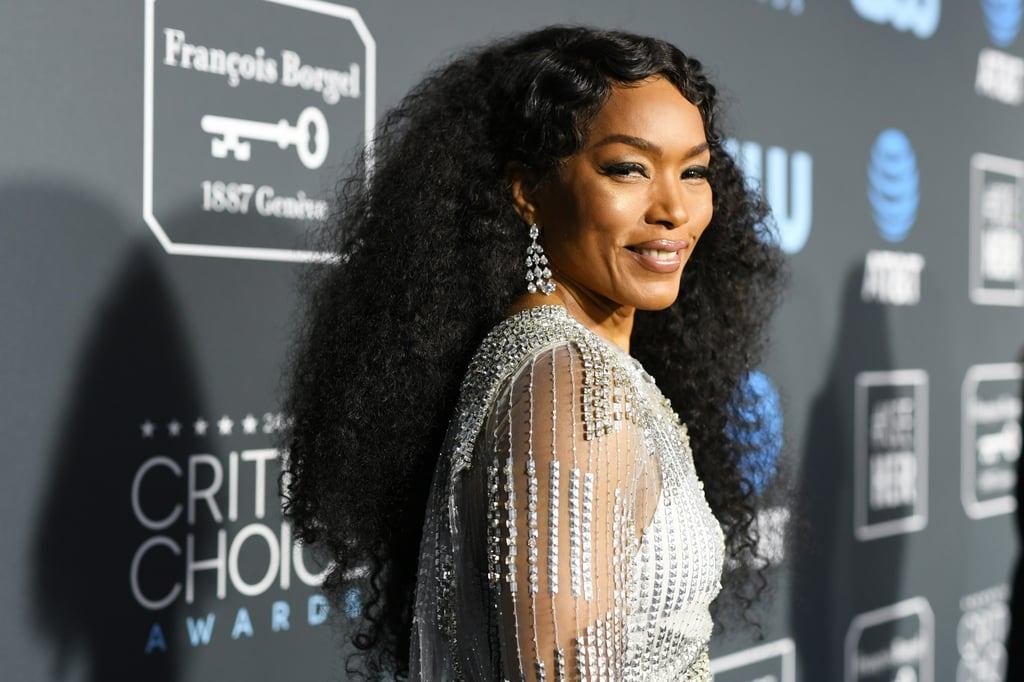 Pictured: Angela Bassett