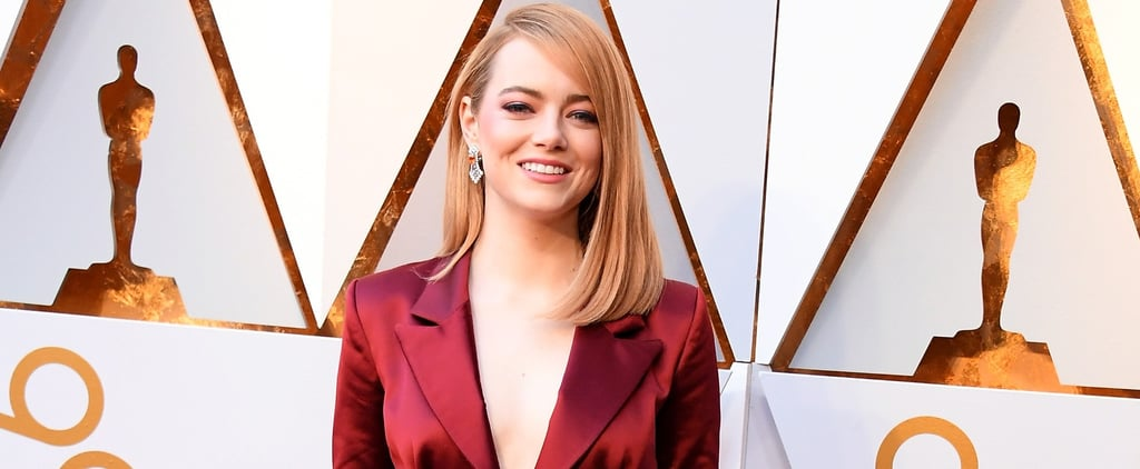 Emma Stone Wore Trousers to the Oscars — But Just Wait Until You See Them
