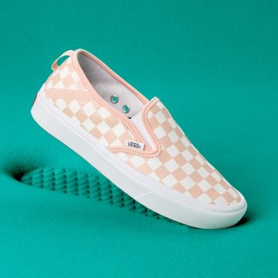 ComfyCush Checker Slip-On SF