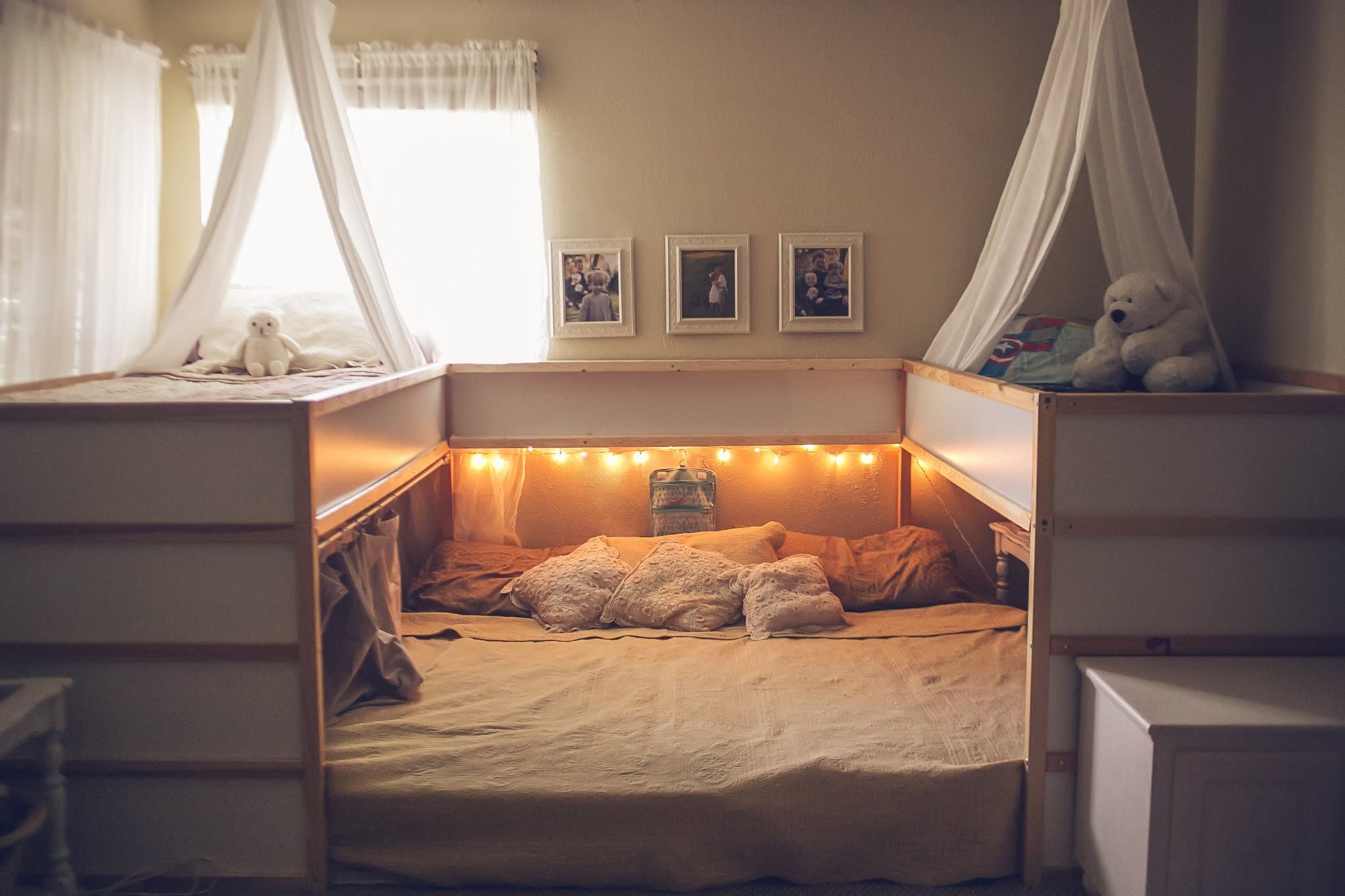Ikea Bed Hack For Families Who Cosleep Popsugar Family