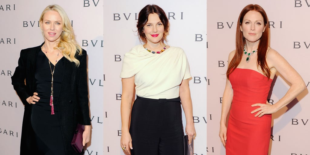 Celebrities at the Bulgari Liz Taylor Celebration | Pictures