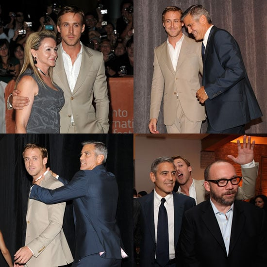 Photos From the Premiere of The Ides of March at Toronto Film Festival