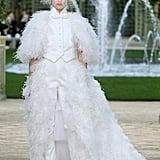 A Closer Look at the Angelic Bridal Tuxedo Outfit