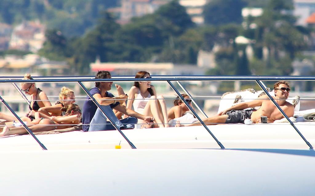Leonardo DiCaprio's Good Life