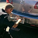 What This Officer Did After Pulling Over a Pregnant Woman Went Viral