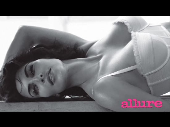 Kim Kardashian Tells Allure September 2010 That She Has No Body Hair!