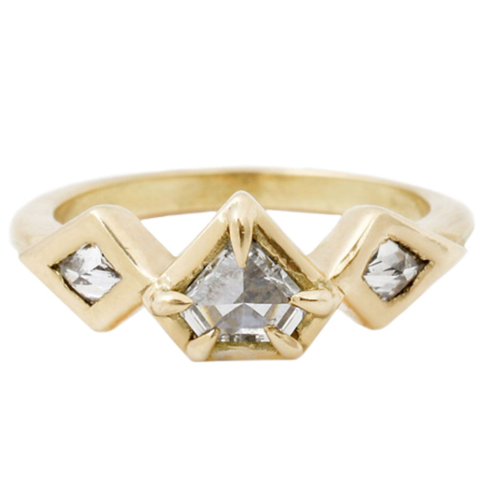 Demi Prism Ring