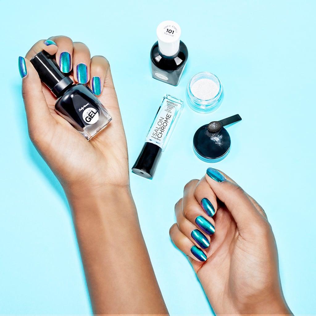 Sally Hansen Chrome Nail Polish | POPSUGAR Beauty