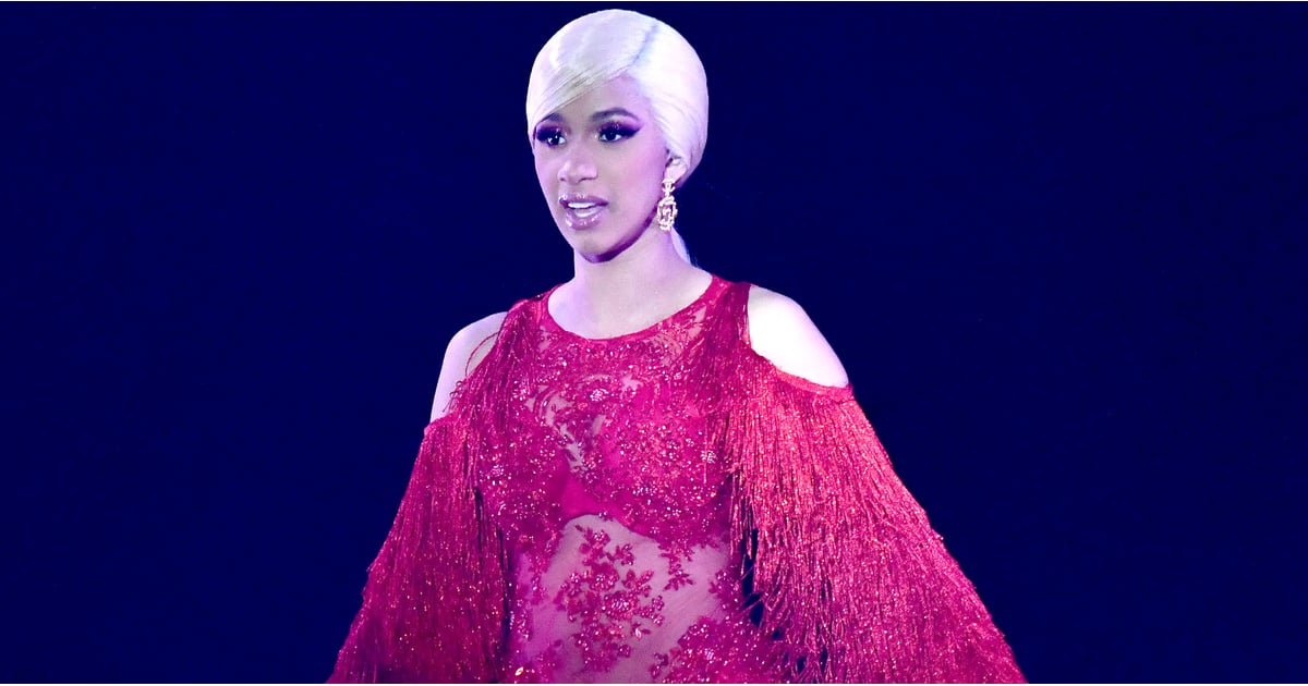 Cardi B's Latest Makeup Look Is Brought to You by This Sold-Out Pizza Palette