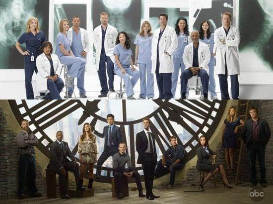 TV Tonight: Grey's Anatomy and FlashForward