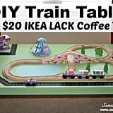 Turn It Into: A Bargain of a Train Table