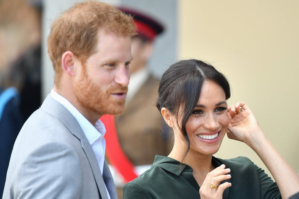 Prince Harry and Meghan Markle Visit Sussex October 2018