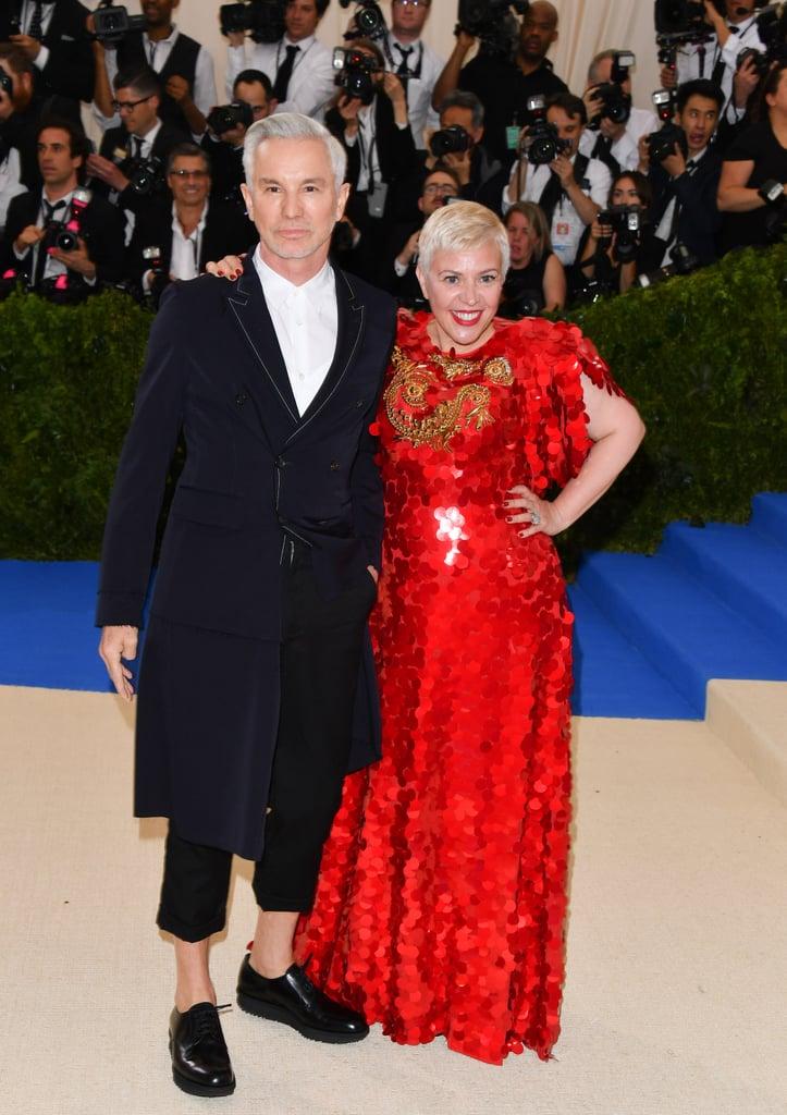 Baz Luhrmann Celebrities Who Wore Comme Des Garcons At