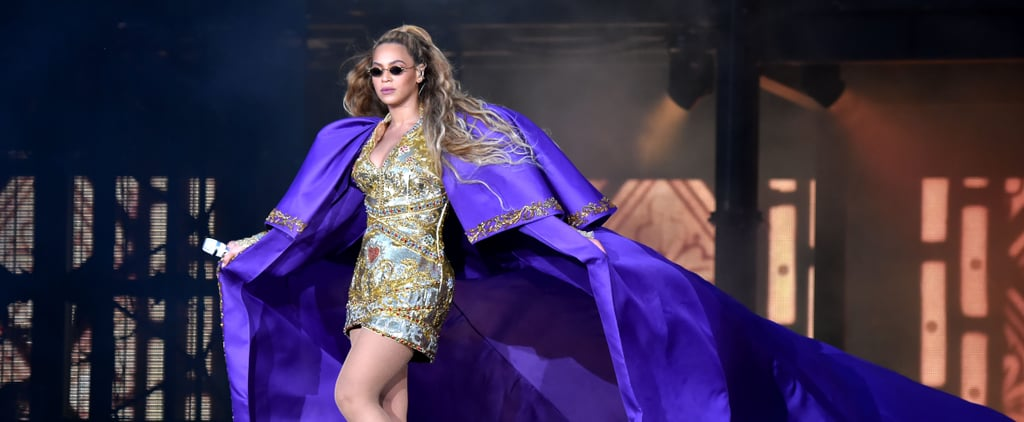 Beyonce Vogue Interview Quotes About Baby Weight