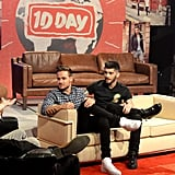 Liam Payne and Zayn Malik on 1D Day in 2013