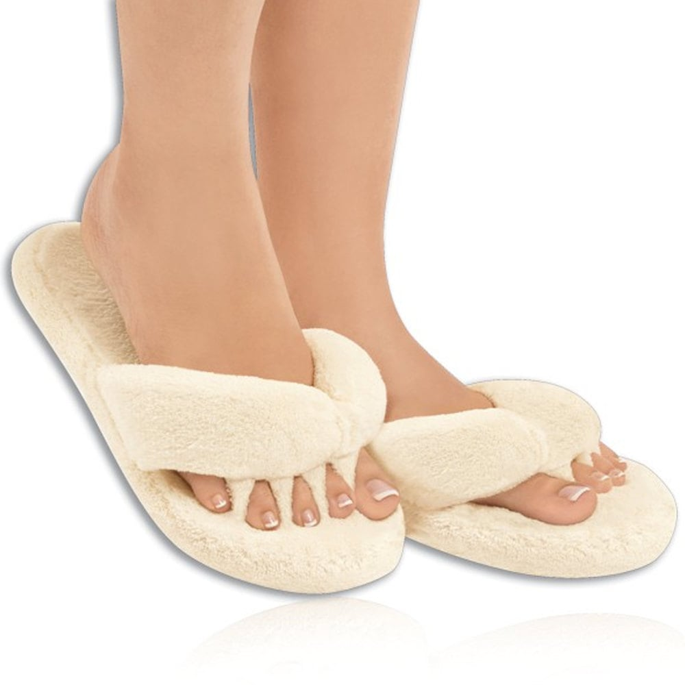 Memory Foam Therapeutic Toe Alignment Slippers