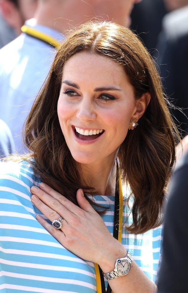 Cartier Ballon Bleu Watch Kate Middleton S Favorite