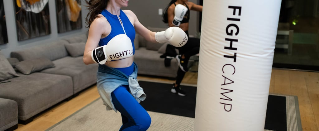What Is FightCamp at Home Boxing Workout?