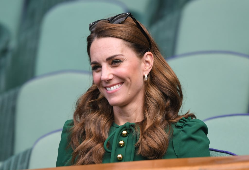 Kate Middleton's Loose Waves and Sunglasses, 2019