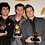 Photos From The Grammys Press Room