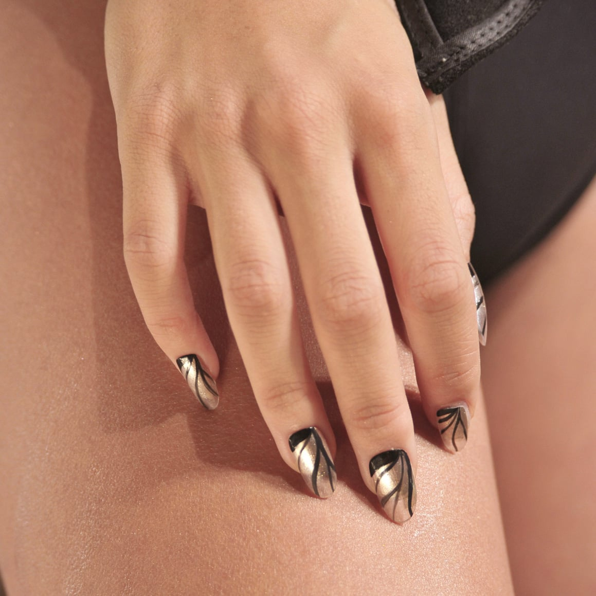 Metallic Nail Polish Trend | Summer 2013 | POPSUGAR Beauty
