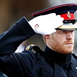 Rules Around Royals Serving in the Military