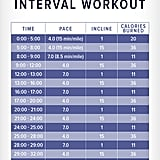 42-Minute Tush-Toning Treadmill Workout