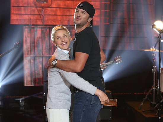 Hands Off: Luke Bryan Wants Fans to Know His Butt Is Officially Off-Limits (Except to Ellen)!