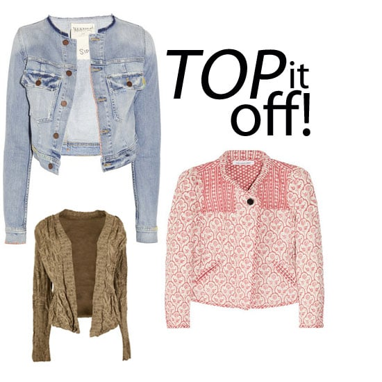 Shop Ten of the Best Transseasonal, Light Weight Jackets Online from ASOS, Tibi, Acne, Wish, Isabel Marant and more!