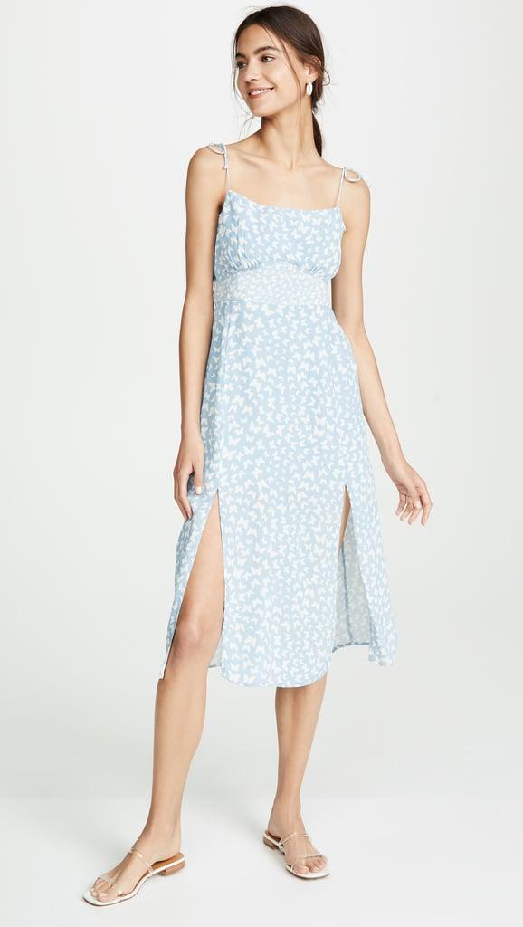 Rahi Butterfly Slip Dress
