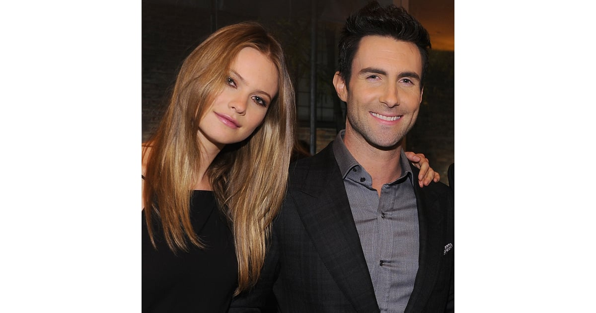 Adam levine and jane herman
