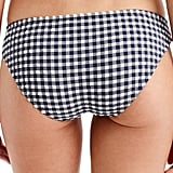 The pattern on these J. Crew Gingham Surf Hipster Bikini Bottoms ($29, originally $48) couldn't be cuter.