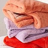 Sylvie Plush Throw Blanket
