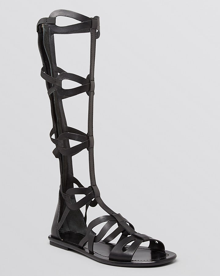 Via Spiga Knee-High Gladiator Sandals