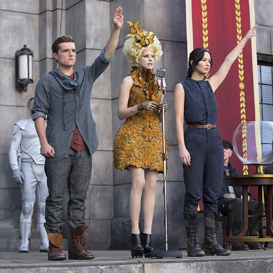 Full Official Trailer For The Hunger Games: Catching Fire