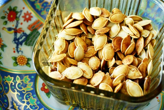 Pumpkin Seed Recipe | POPSUGAR Fitness