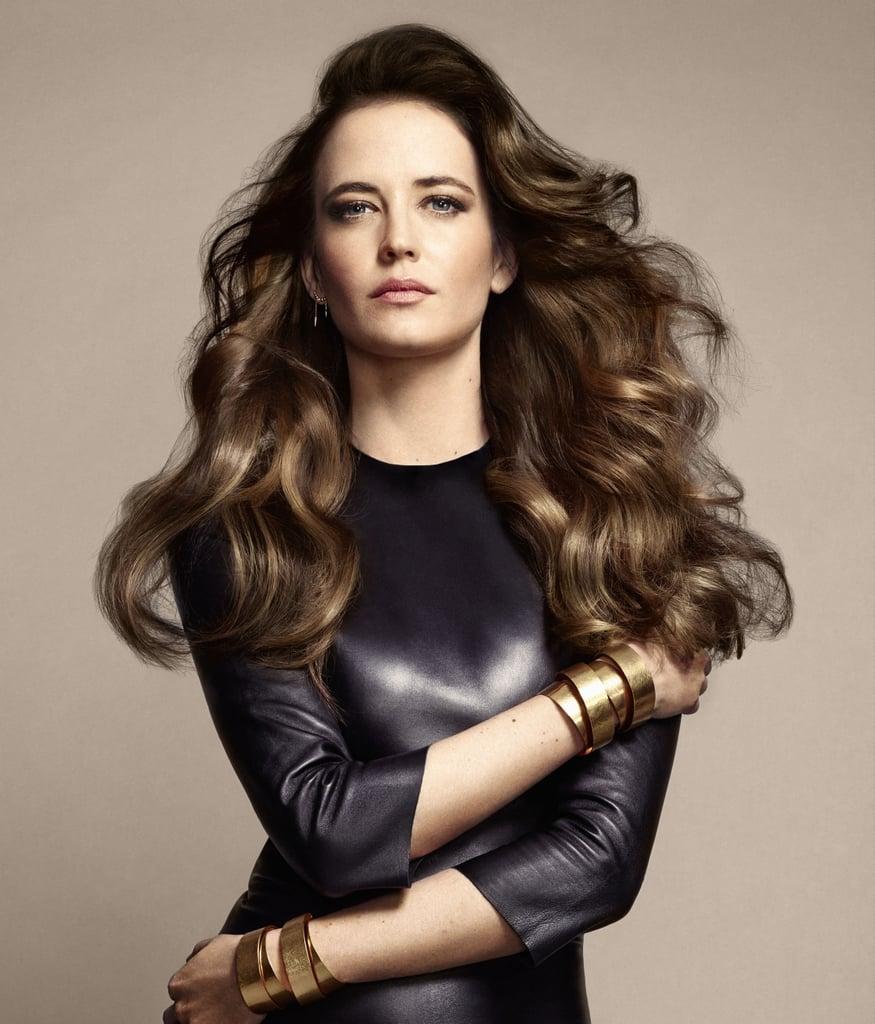 Eva Green Natural Hair Color