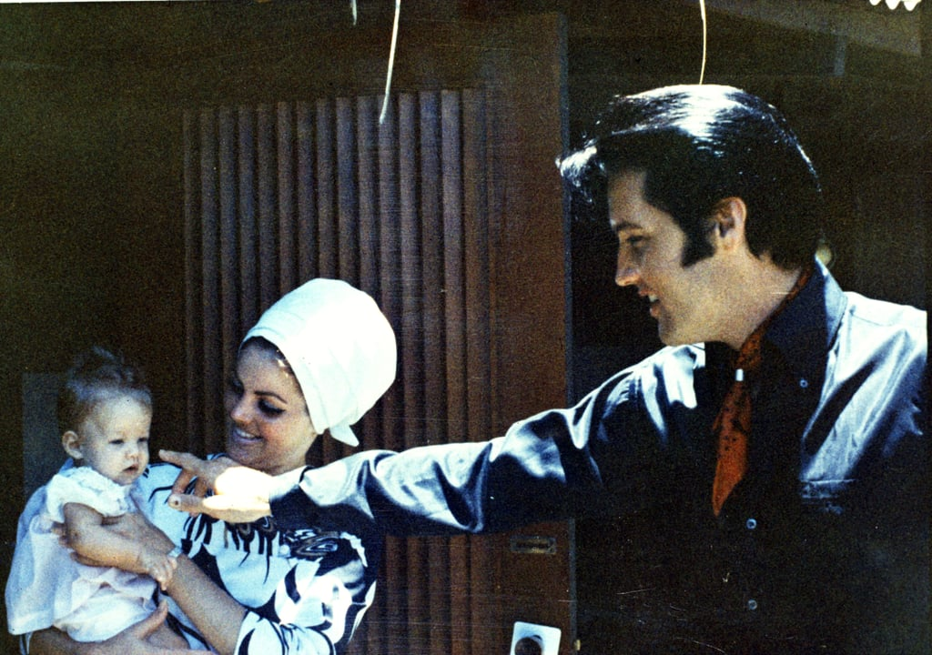 """17 Photos of Elvis and Priscilla Presley That Will Have You Humming """"Love Me Tender"""""""