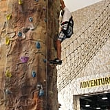 Rock Climb & Ropes Course
