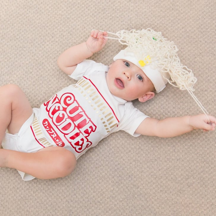 ramen noodles costume food baby halloween costumes popsugar moms photo 16