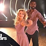 Evanna & Keo's Contemporary – Dancing with the Stars