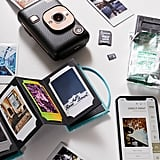 Fujifilm LiPlay Instax Mini Digital Instant Camera Bundle