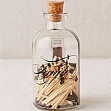 Apothecary Match Jar ($24)
